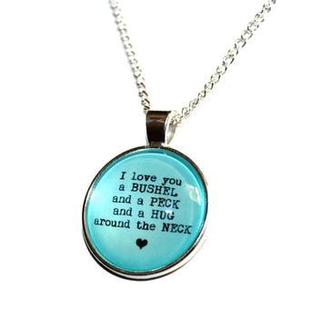 0cea9393ffe93c Glass Dome Necklace
